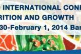The 2nd International Conference on Nutrition and Growth